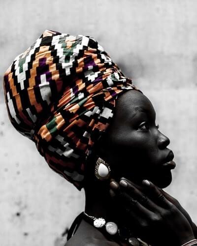 Színes Afrikai Mozaikok kultúrális est